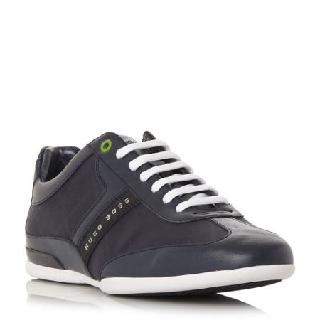 Hugo Boss Space Print Trainers