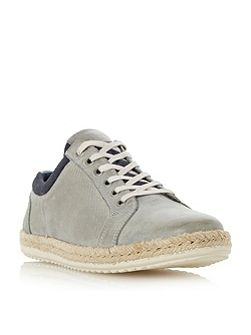 Tobago espadrille detail trainer