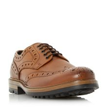 Byro cleated lace up brogues