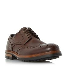 Bertie Byro cleated lace up brogues