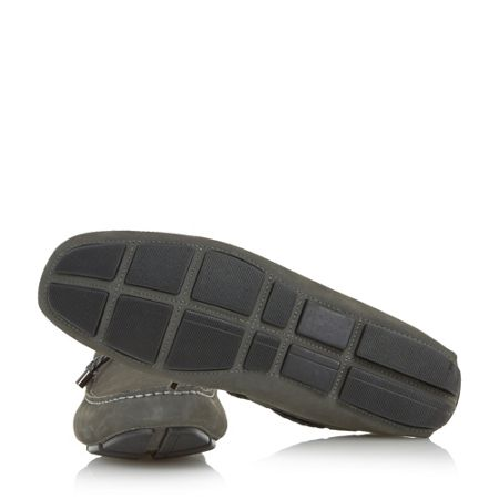 Dune Barnacle nubuck casual shoes
