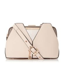 Dune Dawwn colour block shoulder bag