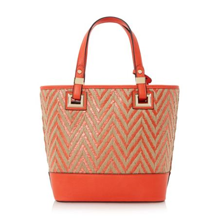 Dune Dinidenisha small base shopper bag