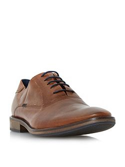 Barber 1 stitch detail oxford shoe