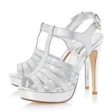 Dune Marbaya high heel platform sandals