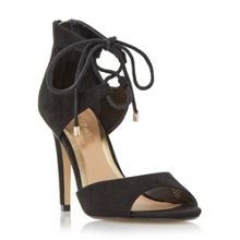 Head Over Heels Modern ghillie lace up sandals