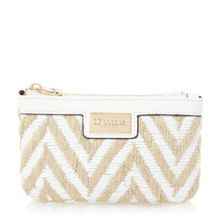 Dune Kath double pouch purse