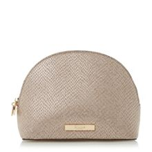 Dune Sofia large oval make up bag
