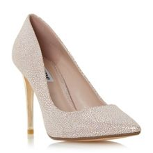 Dune Betsee pointed toe court shoes