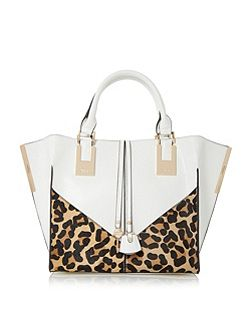 Debbie colour block bag