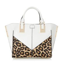 Dune Debbie colour block bag