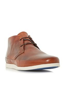 Bertie Clyde leather lace up boot