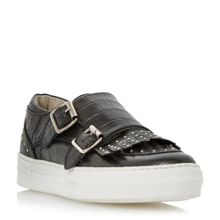 Dune Ervyn plimsoll shoes