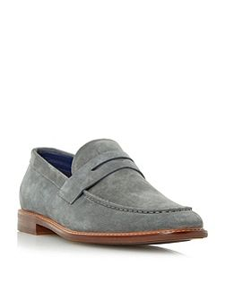 Bates casual penny loafers