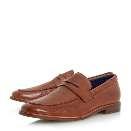 Dune Bates casual penny loafers