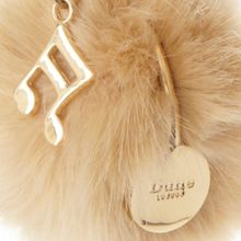 Dune Jacksons headphone pom pom bag charm