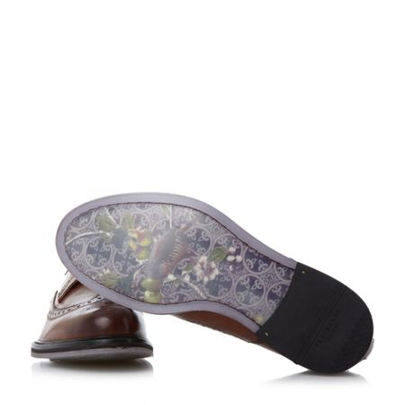 Ted Baker Ttanum 3 punched brogue shoes