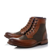 Ted Baker Sealls 3 brogue boots