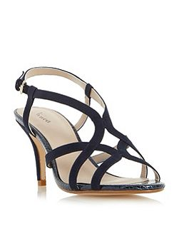 Minelli strappy heeled sandals