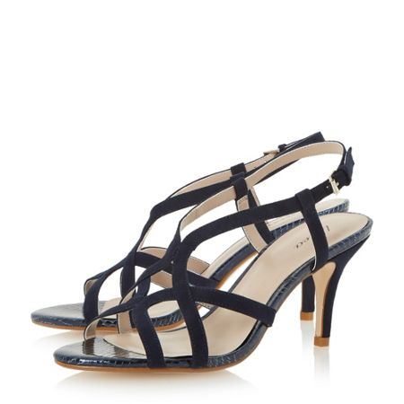 Linea Minelli strappy heeled sandals