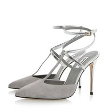 Dune Chloey double ankle tbar shoes