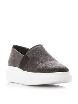 Enza slip on shoes