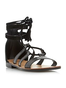 Lagunaa ghillie lace up sandals