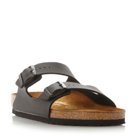 Birkenstock Arizona two bar mule sandals