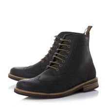Barbour Belsay* wingtip brogue boots
