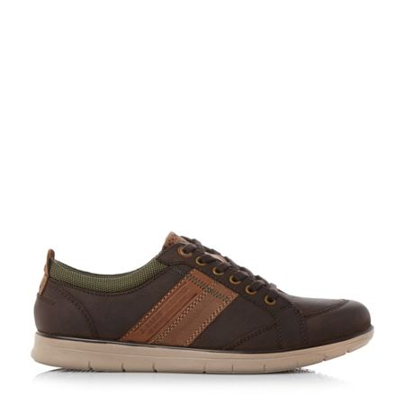 Barbour Finn Stripe Casual Trainers