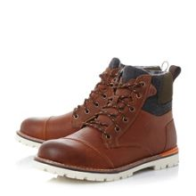 Toms Ashland lace up colour pop boots