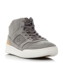 Lacoste Explorateur mid cut trainers