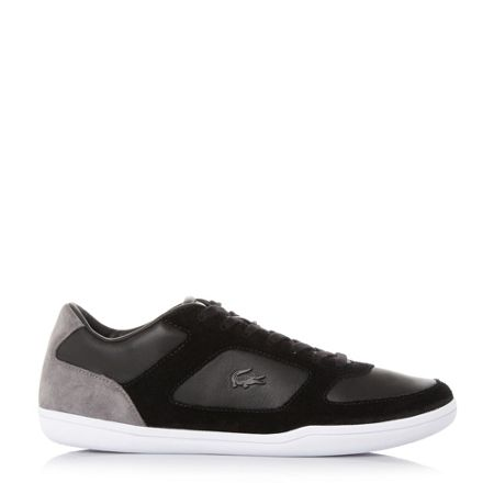 Lacoste Court - minimal leather trainers