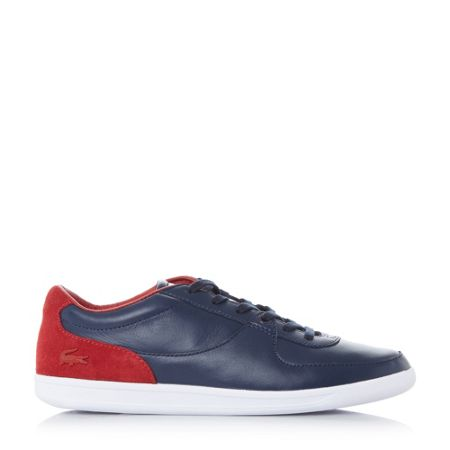 Lacoste Ls.12-minimal leather trainers
