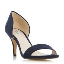 Linea Maralin two part mid heel sandals