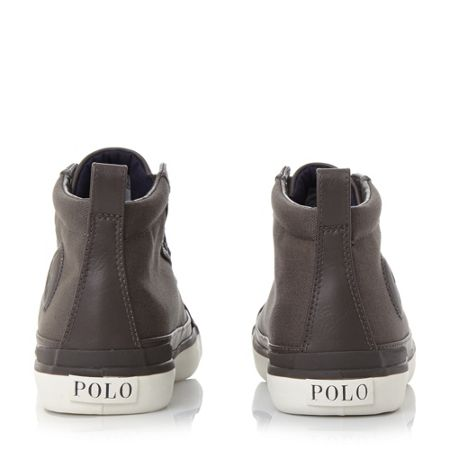 Polo Ralph Lauren Clarke-ne high top trainers