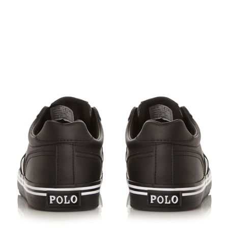 Polo Ralph Lauren Hanford stripe sole trainers