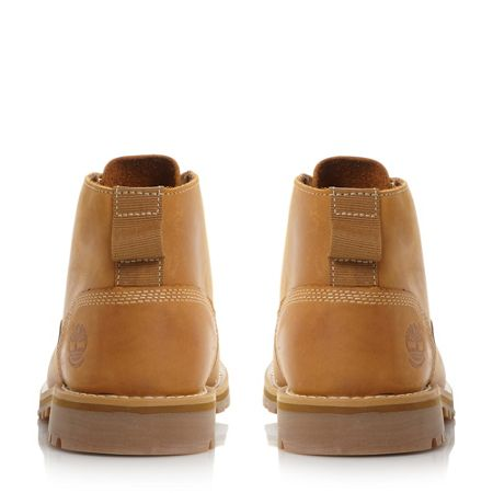 Timberland 6853b 3 eye waterproof chukka boots