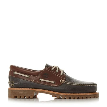 Timberland A18x8 cleated colour comb brogues