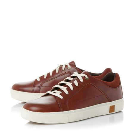Timberland A17hz low cupsole oxford shoes