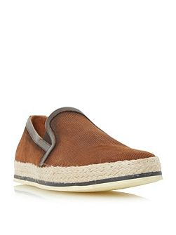 Brie espadrille slip on shoes
