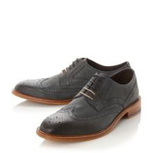 Bertie Baxter wingtip brogue shoes