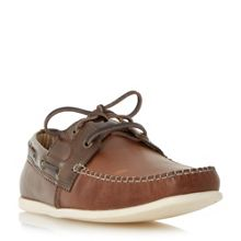 Linea Boat House Two Tone Boat Shoes