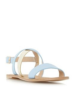 Nana cross strap sandals