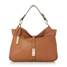 Dune Donnelly slouch leather shoulder bag