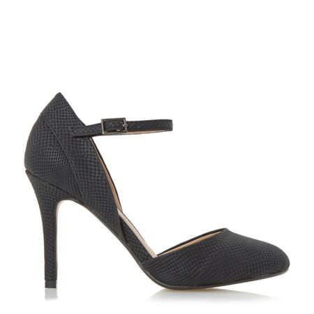Head Over Heels Corrina 2 part mary jane court shoes