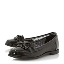 Head Over Heels Gizzy eyelet loafers