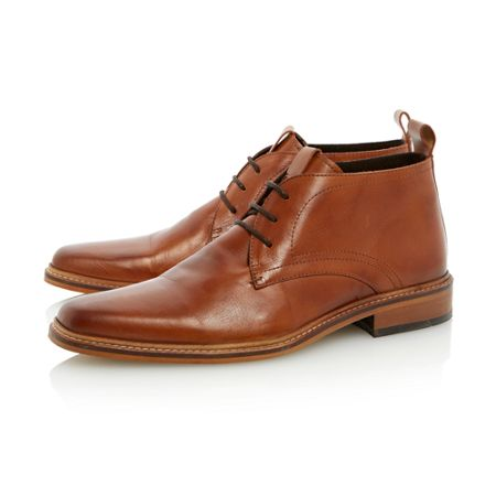 Dune Montenegro Square Toe Formal Boots
