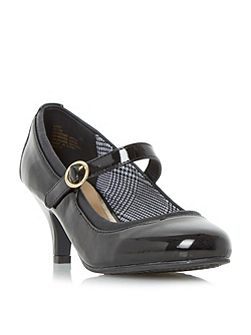 Addy mary jane court shoes