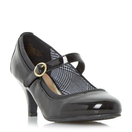 Head Over Heels Addy mary jane court shoes